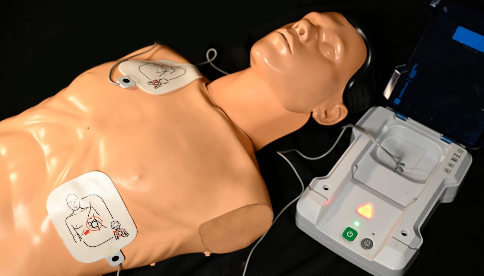 Førstehjælp ved hjertestop - E-learning