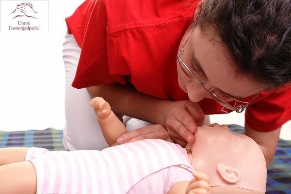 Basal førstehjælp til børn